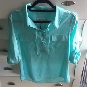 Never worn, Calvin Klein blouse